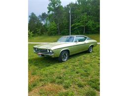 Picture of Classic 1969 Chevrolet Chevelle SS Offered by Tom Mack Auctions - OF9L