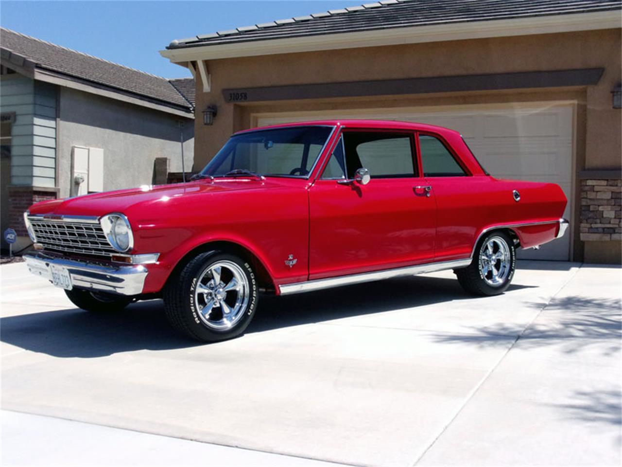 Muncie Car Dealers >> 1963 Chevrolet Nova II for Sale | ClassicCars.com | CC-1139531