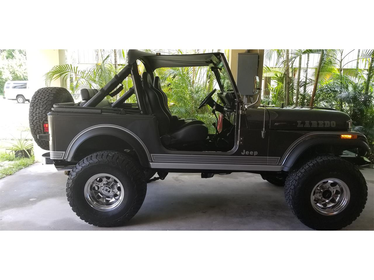 Large Picture of '85 Jeep CJ7 located in St.Petersburg Florida - $32,500.00 Offered by a Private Seller - OF9X