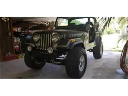 Picture of '85 Jeep CJ7 located in St.Petersburg Florida Offered by a Private Seller - OF9X