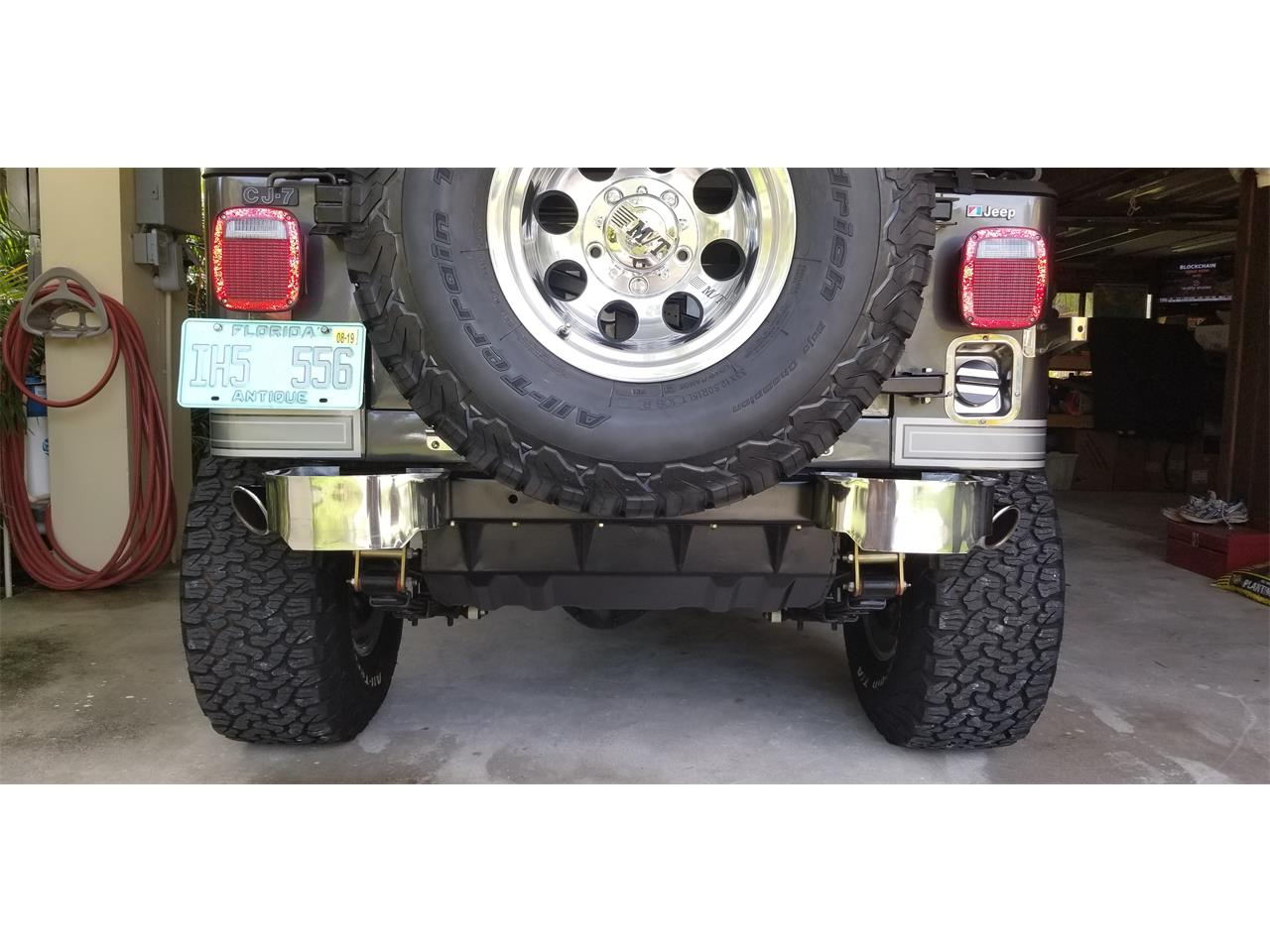 Large Picture of 1985 Jeep CJ7 - $32,500.00 Offered by a Private Seller - OF9X