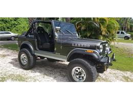 Picture of '85 Jeep CJ7 located in Florida - $32,500.00 - OF9X