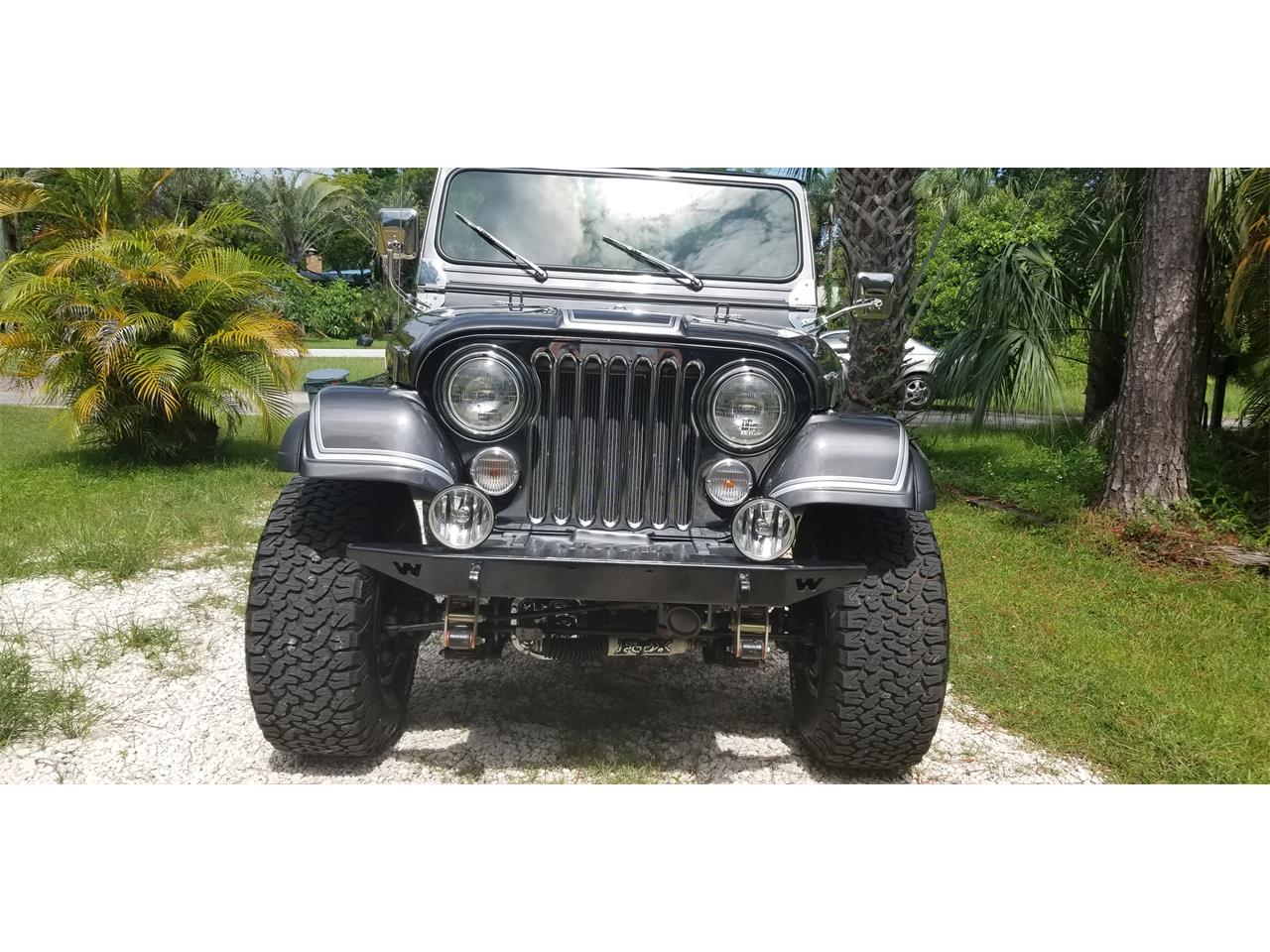 Large Picture of 1985 CJ7 - OF9X