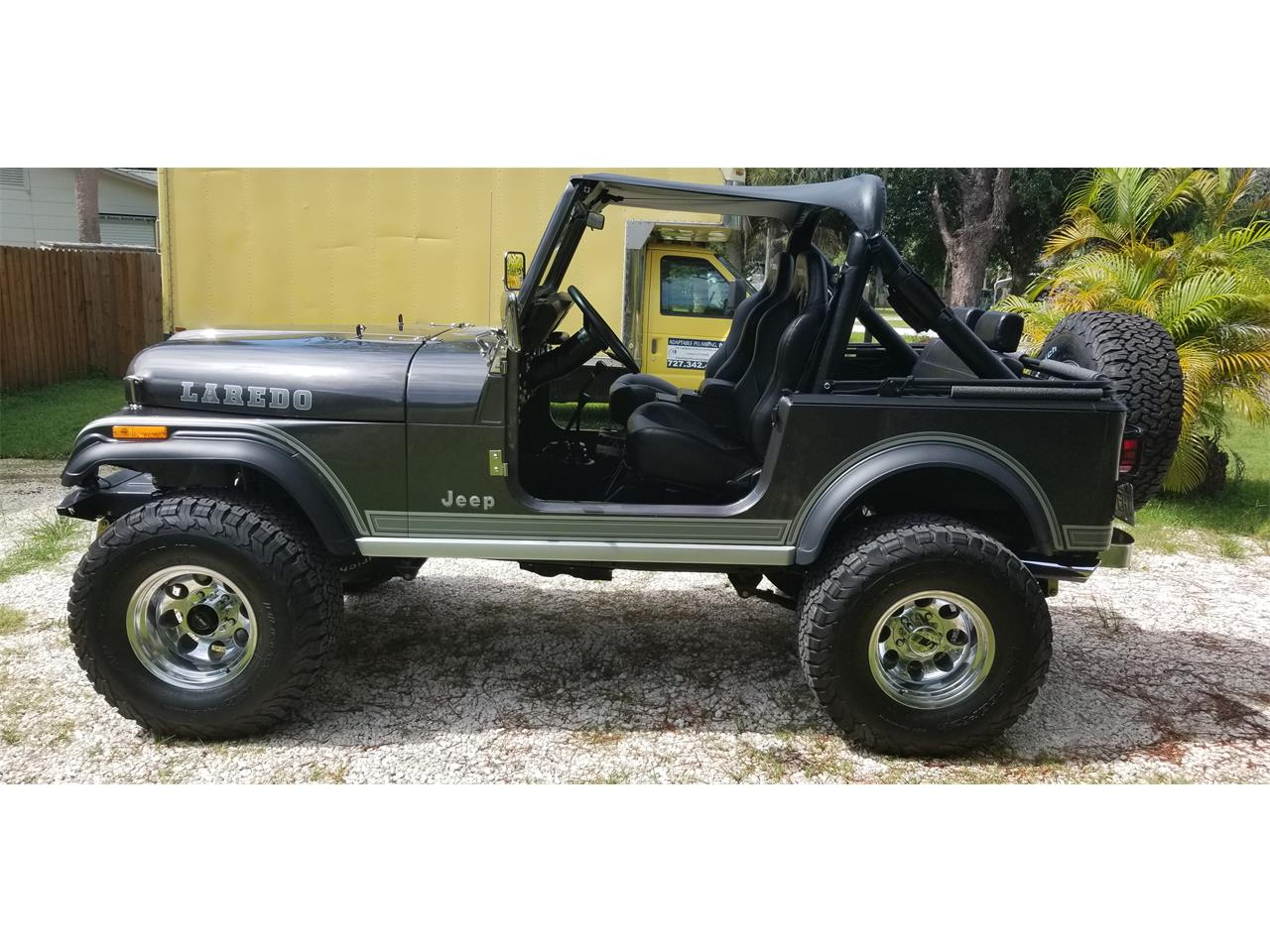 Large Picture of '85 Jeep CJ7 - OF9X