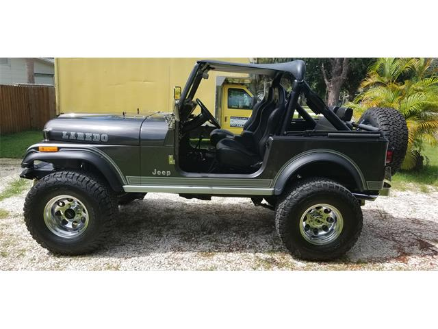 Picture of '85 CJ7 located in St.Petersburg Florida - OF9X