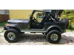 Picture of 1985 Jeep CJ7 located in St.Petersburg Florida Offered by a Private Seller - OF9X