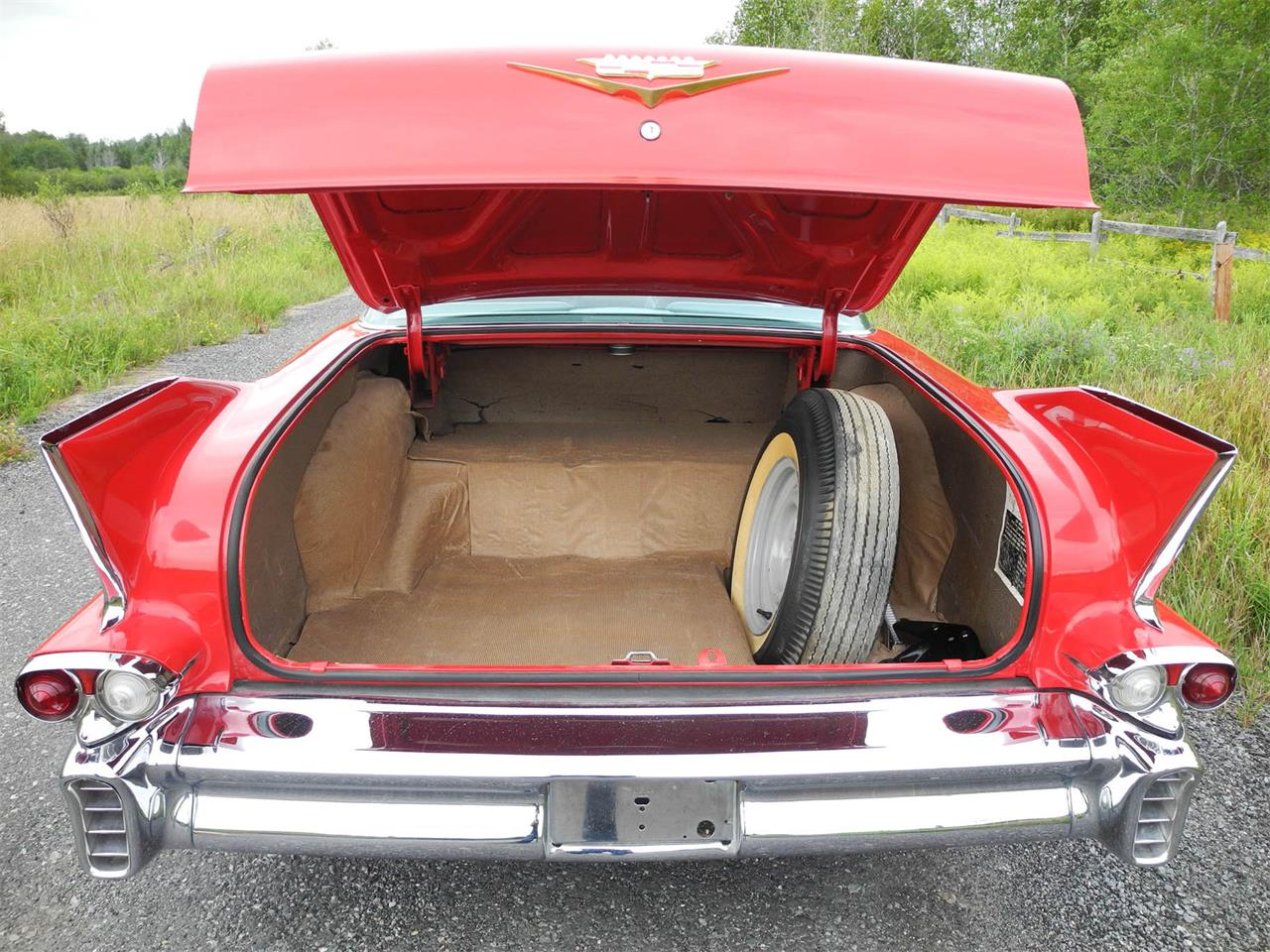 Large Picture of '58 Coupe DeVille - OF9Z