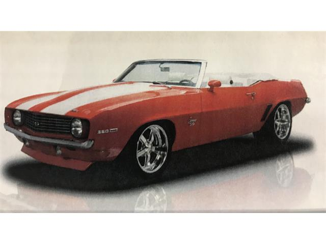 Picture of '69 Camaro SS - OFA1