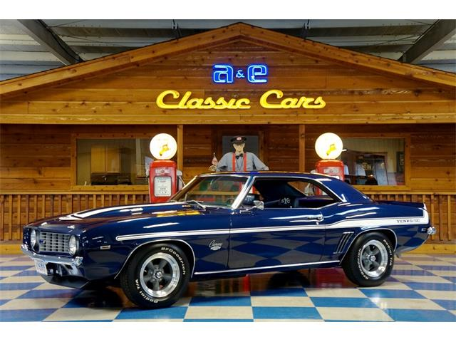 Picture of Classic '69 Chevrolet Camaro located in Texas - $54,900.00 Offered by  - OFA2