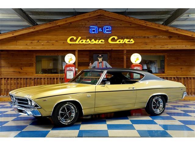 Picture of Classic '69 Chevelle - OFA4