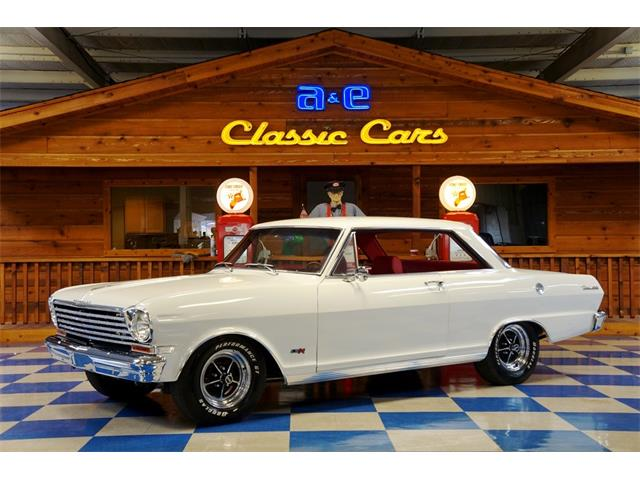 Picture of '63 Chevrolet Nova located in New Braunfels Texas - $44,900.00 - OFAB