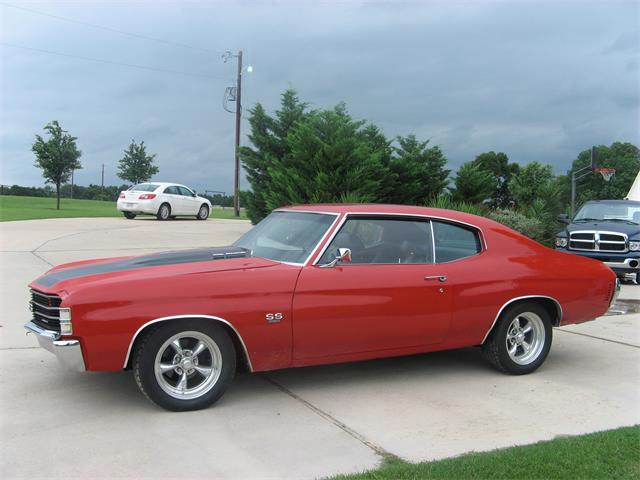 Picture of '72 Chevelle SS - OFAC