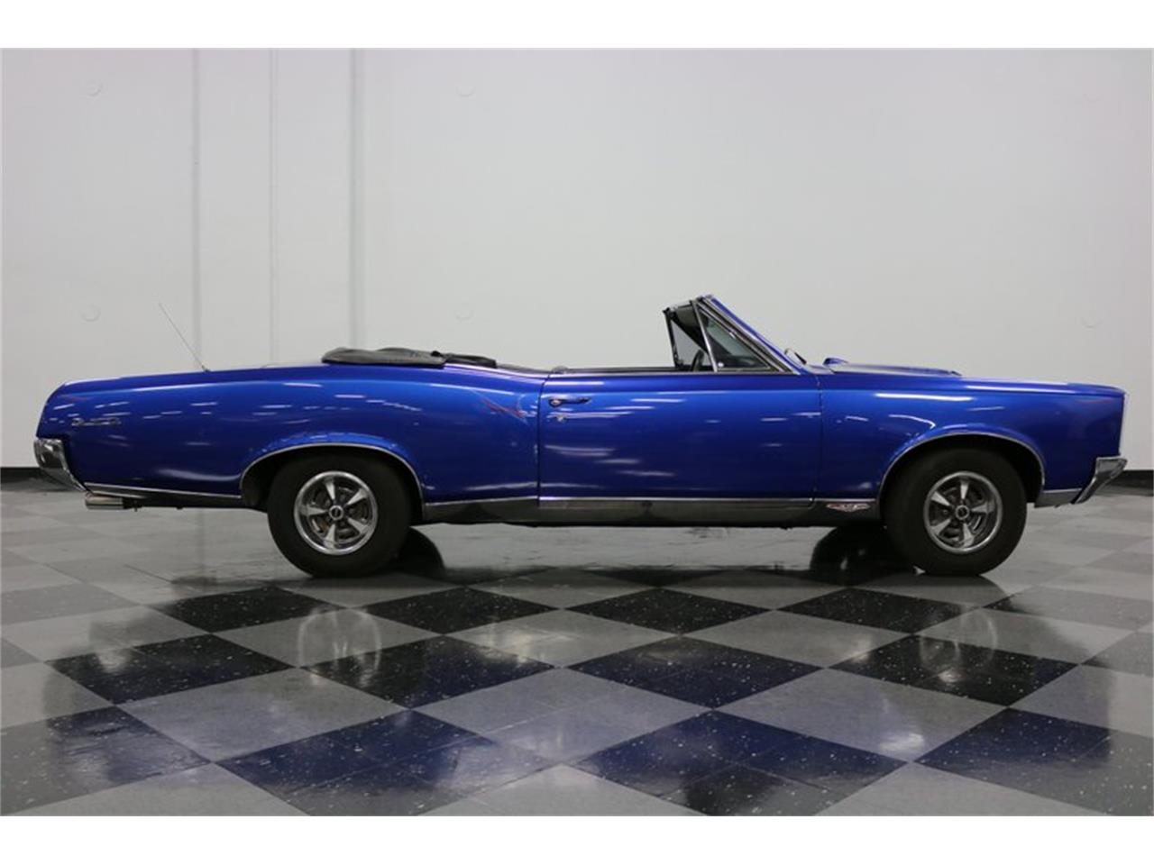 Large Picture of '67 GTO - O8NG