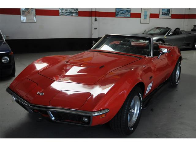 Picture of '69 Corvette - OFAL