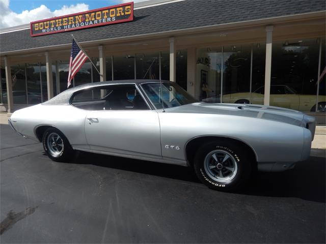 Picture of 1969 GTO - $42,900.00 - OFAM
