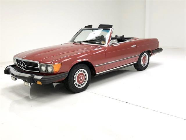 Picture of 1974 Mercedes-Benz 450SL located in Morgantown Pennsylvania Offered by  - O8NK