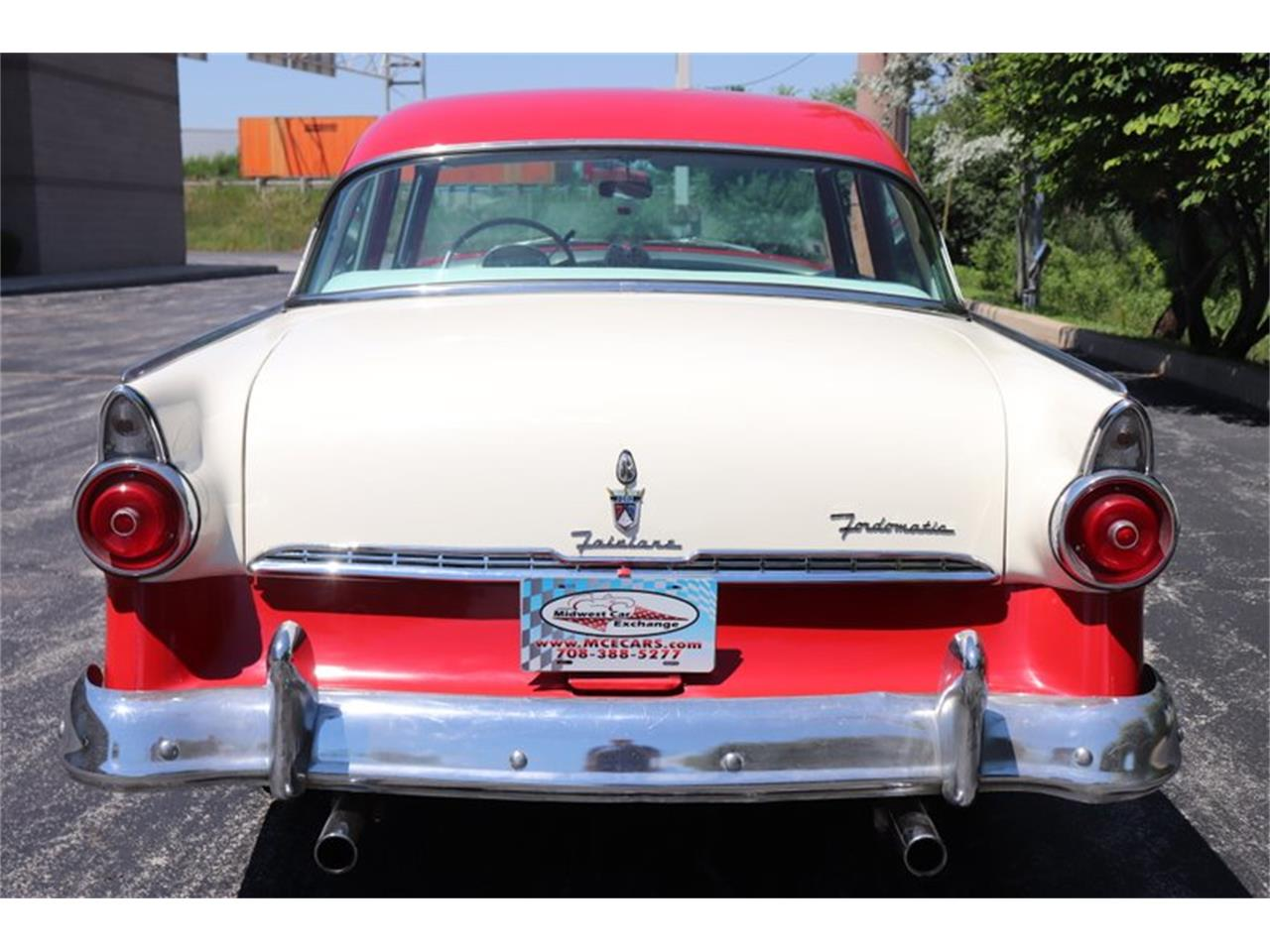 Large Picture of '55 Fairlane - O8NM
