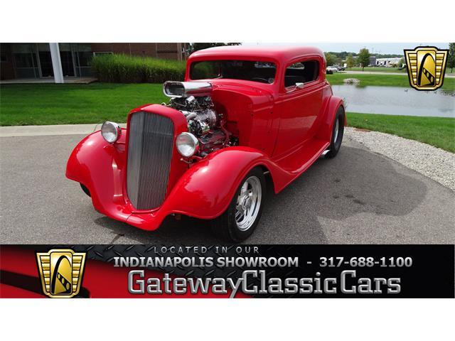 1934 Chevrolet Street Rod