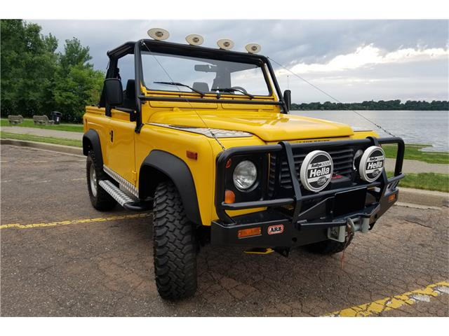 Picture of '97 Defender - OFED