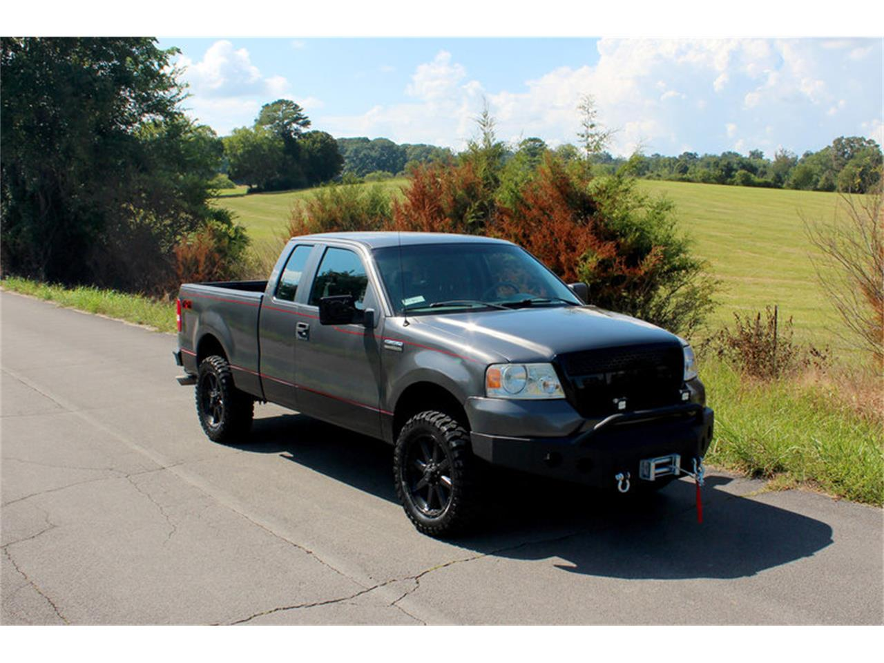 2008 Ford F150 For Sale >> For Sale 2008 Ford F150 In Lenoir City Tennessee