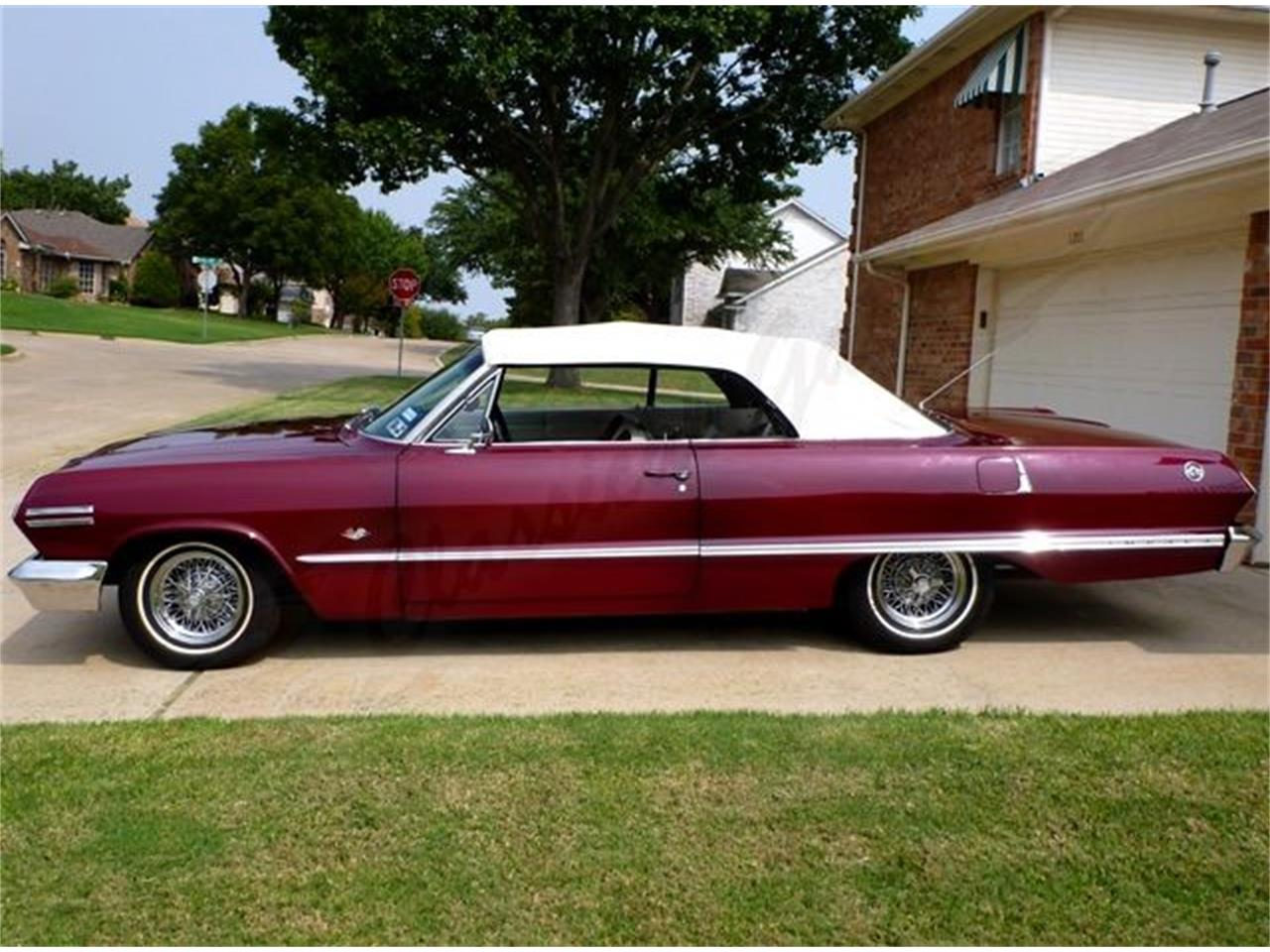 Large Picture of '63 Impala SS - OFET