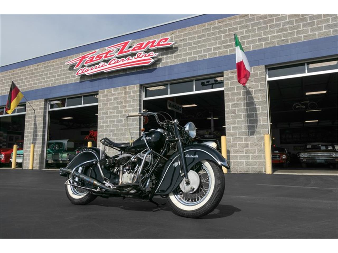 For Sale: 1947 Indian Chief in St  Charles, Missouri