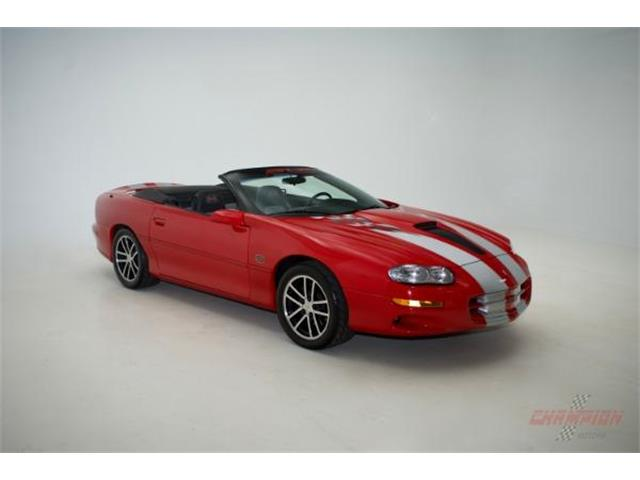 Picture of 2002 Chevrolet Camaro Offered by  - OFF6