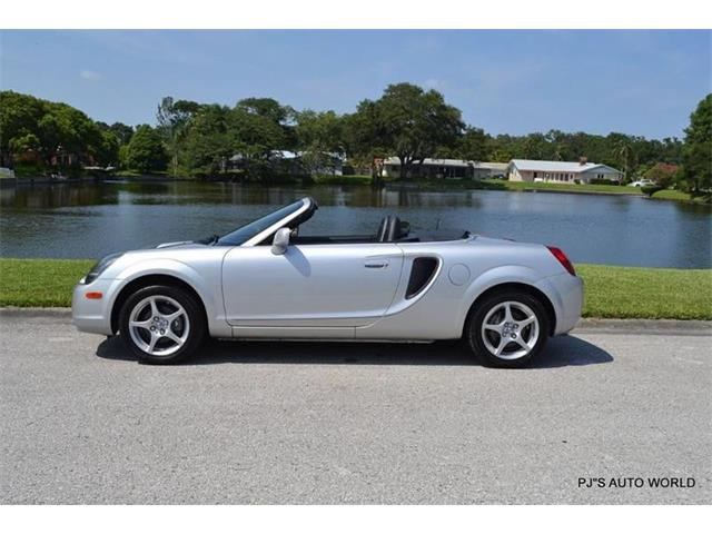 Picture of '01 Toyota MR2 Spyder located in Clearwater Florida - OFFU