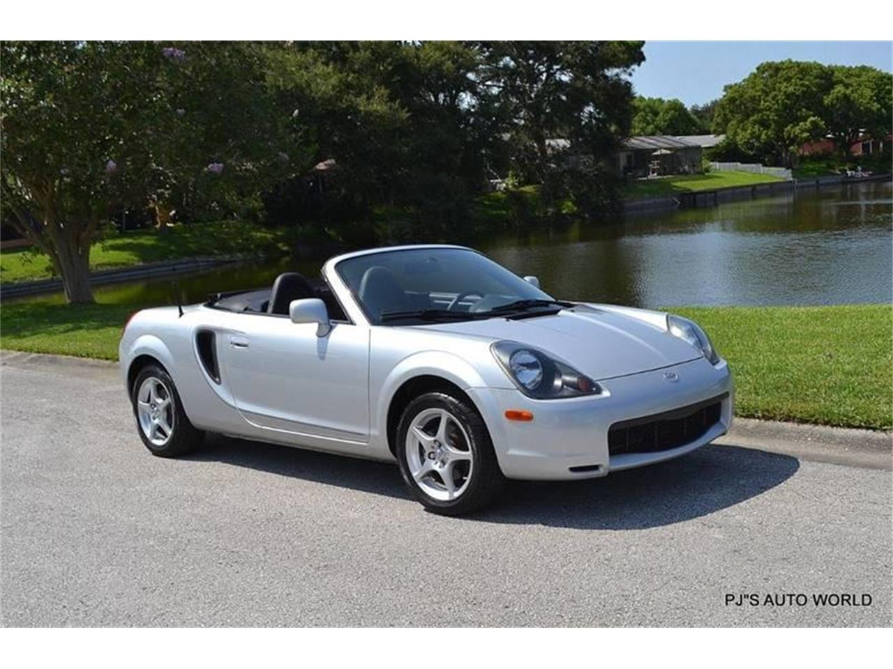 For Sale 2001 Toyota Mr2 Spyder In Clearwater Florida