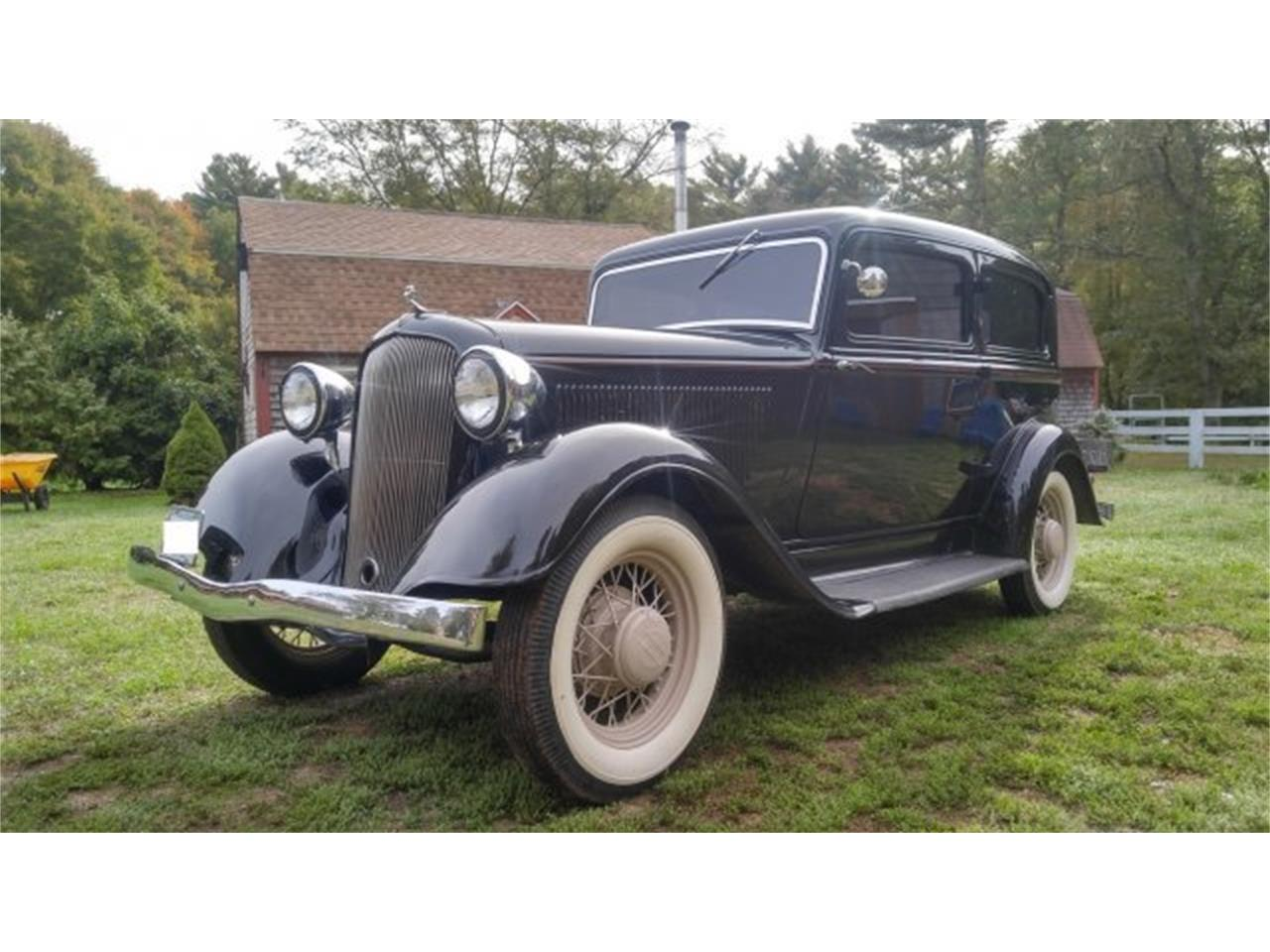 Large Picture of '33 PD Deluxe - OFFV