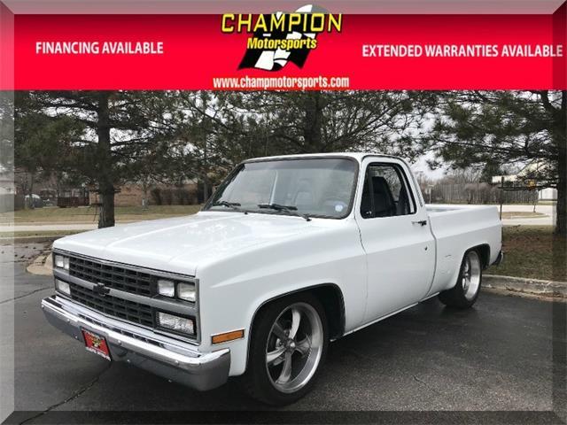 1986 Chevrolet Silverado