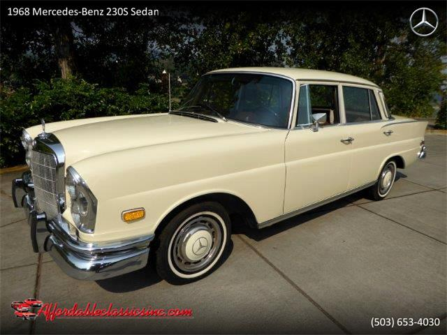 Picture of 1968 Mercedes-Benz 230S located in Gladstone Oregon - $14,500.00 Offered by  - OFGR