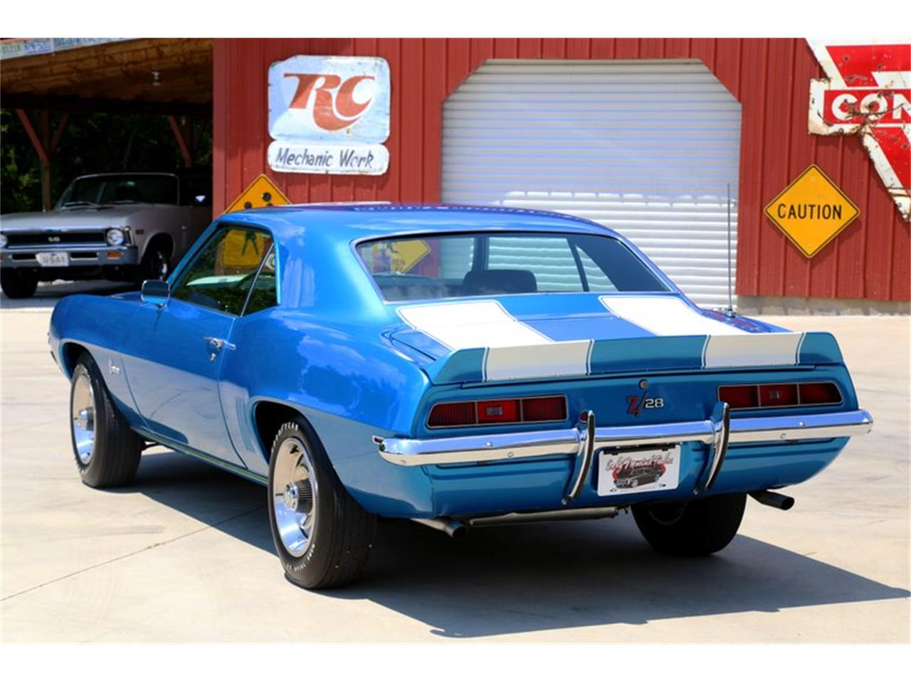Large Picture of 1969 Camaro located in Lenoir City Tennessee - $99,995.00 - O8O3