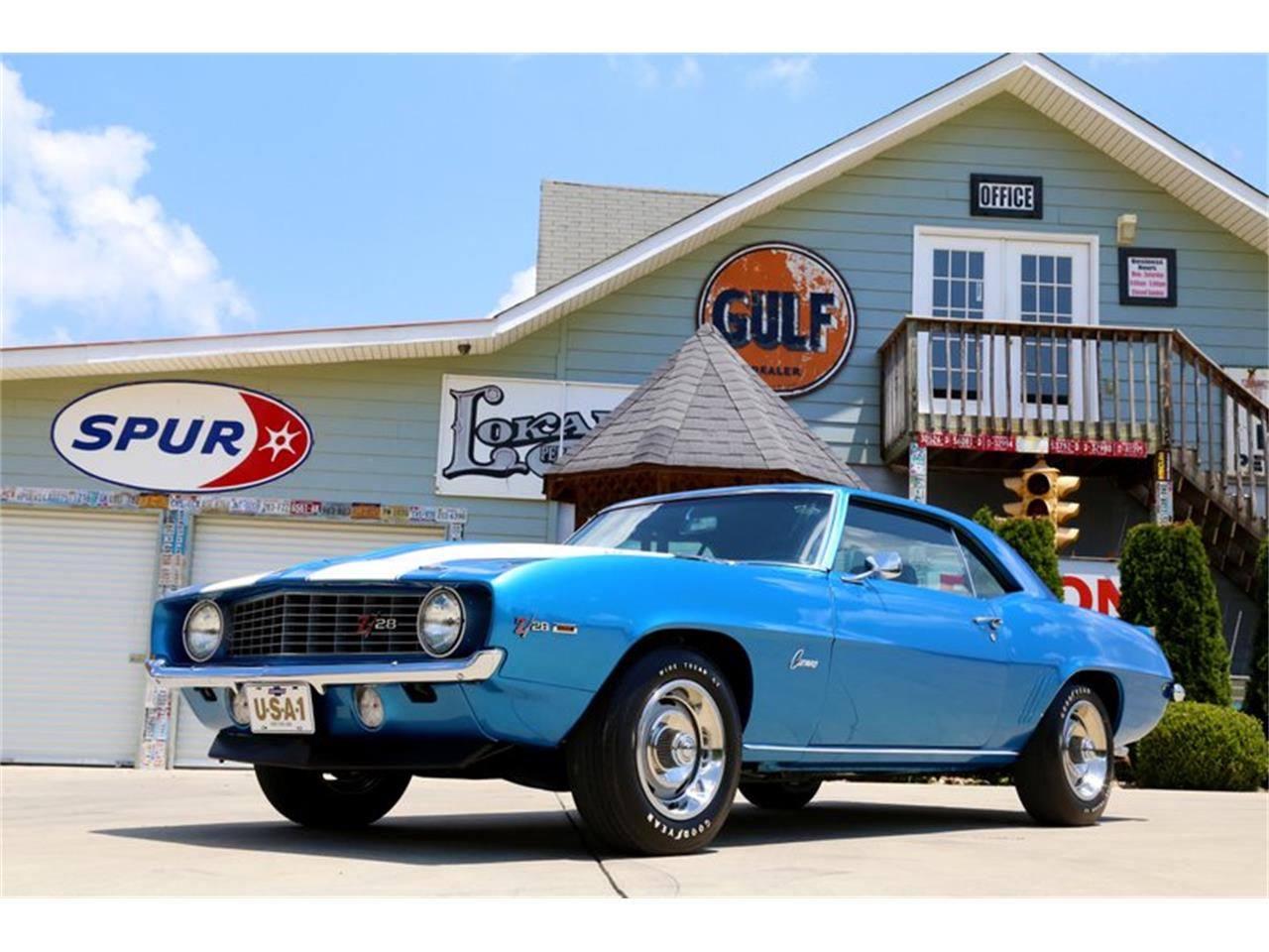 Large Picture of 1969 Chevrolet Camaro - $99,995.00 Offered by Smoky Mountain Traders - O8O3