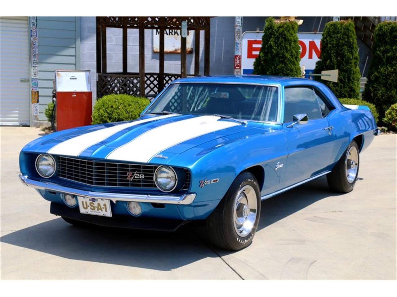 Large Picture of 1969 Chevrolet Camaro - O8O3