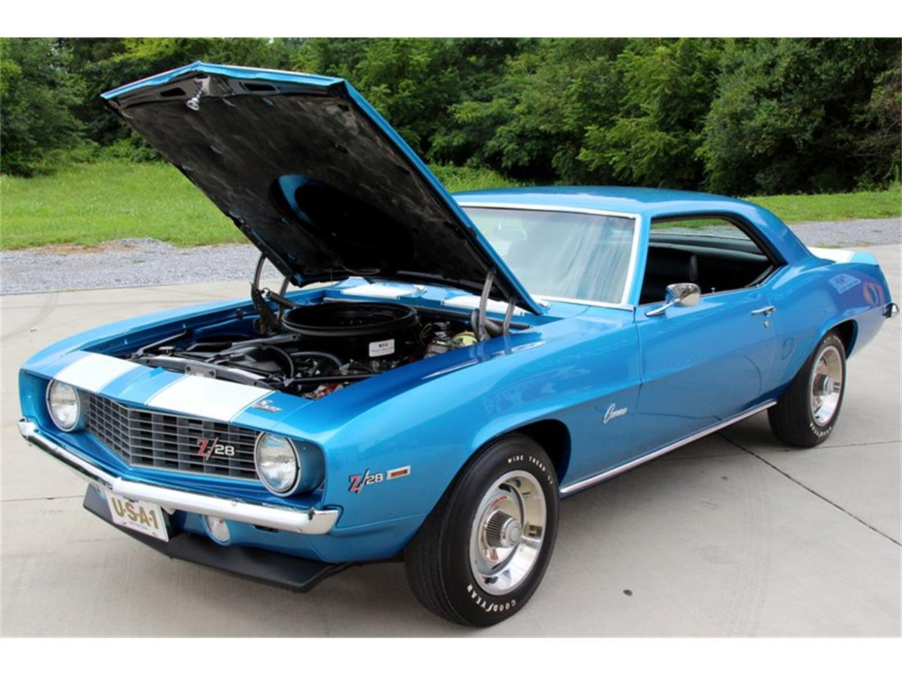 Large Picture of Classic 1969 Camaro - $99,995.00 Offered by Smoky Mountain Traders - O8O3