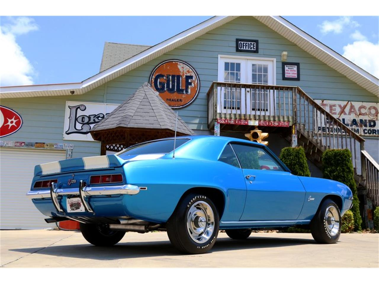 Large Picture of 1969 Camaro located in Tennessee - $99,995.00 - O8O3
