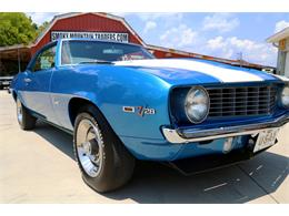 Picture of Classic 1969 Chevrolet Camaro located in Tennessee - $99,995.00 Offered by Smoky Mountain Traders - O8O3