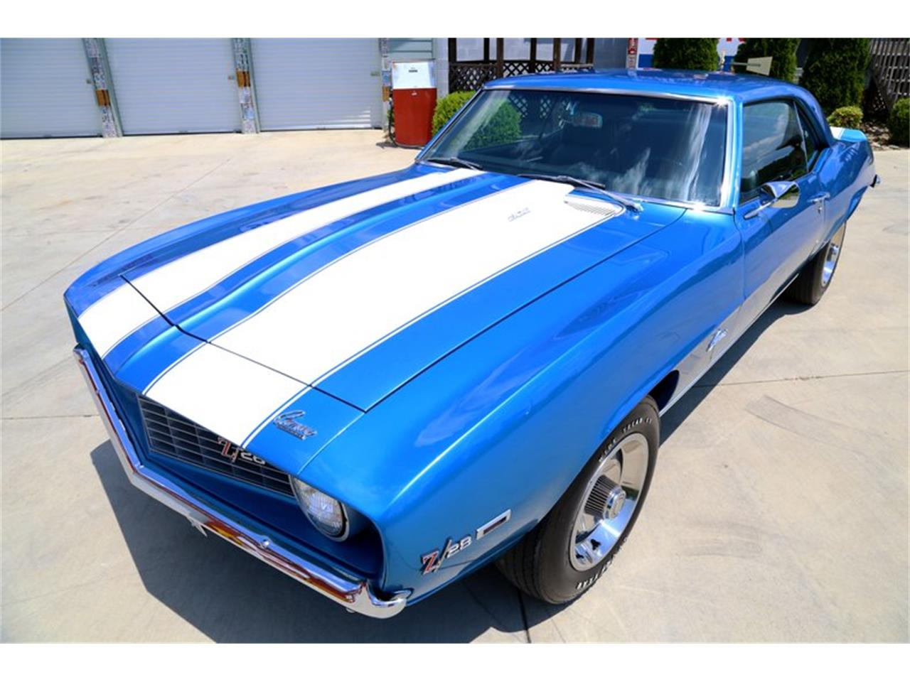 Large Picture of 1969 Chevrolet Camaro Offered by Smoky Mountain Traders - O8O3