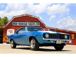 Picture of 1969 Chevrolet Camaro located in Lenoir City Tennessee - $99,995.00 Offered by Smoky Mountain Traders - O8O3
