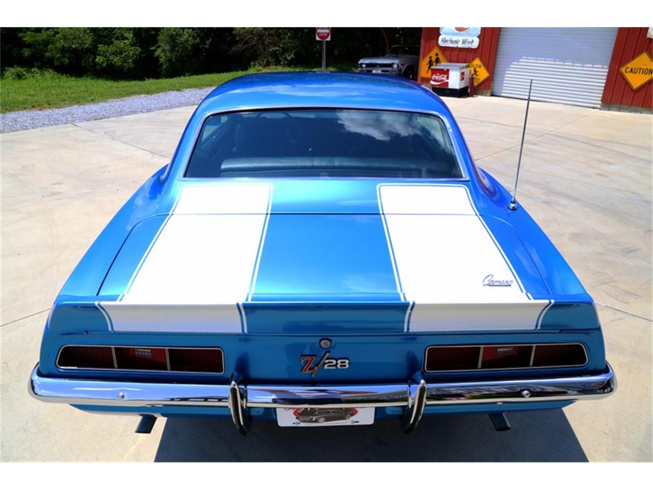 Large Picture of Classic 1969 Chevrolet Camaro located in Tennessee - $99,995.00 Offered by Smoky Mountain Traders - O8O3