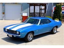 Picture of 1969 Chevrolet Camaro located in Lenoir City Tennessee Offered by Smoky Mountain Traders - O8O3
