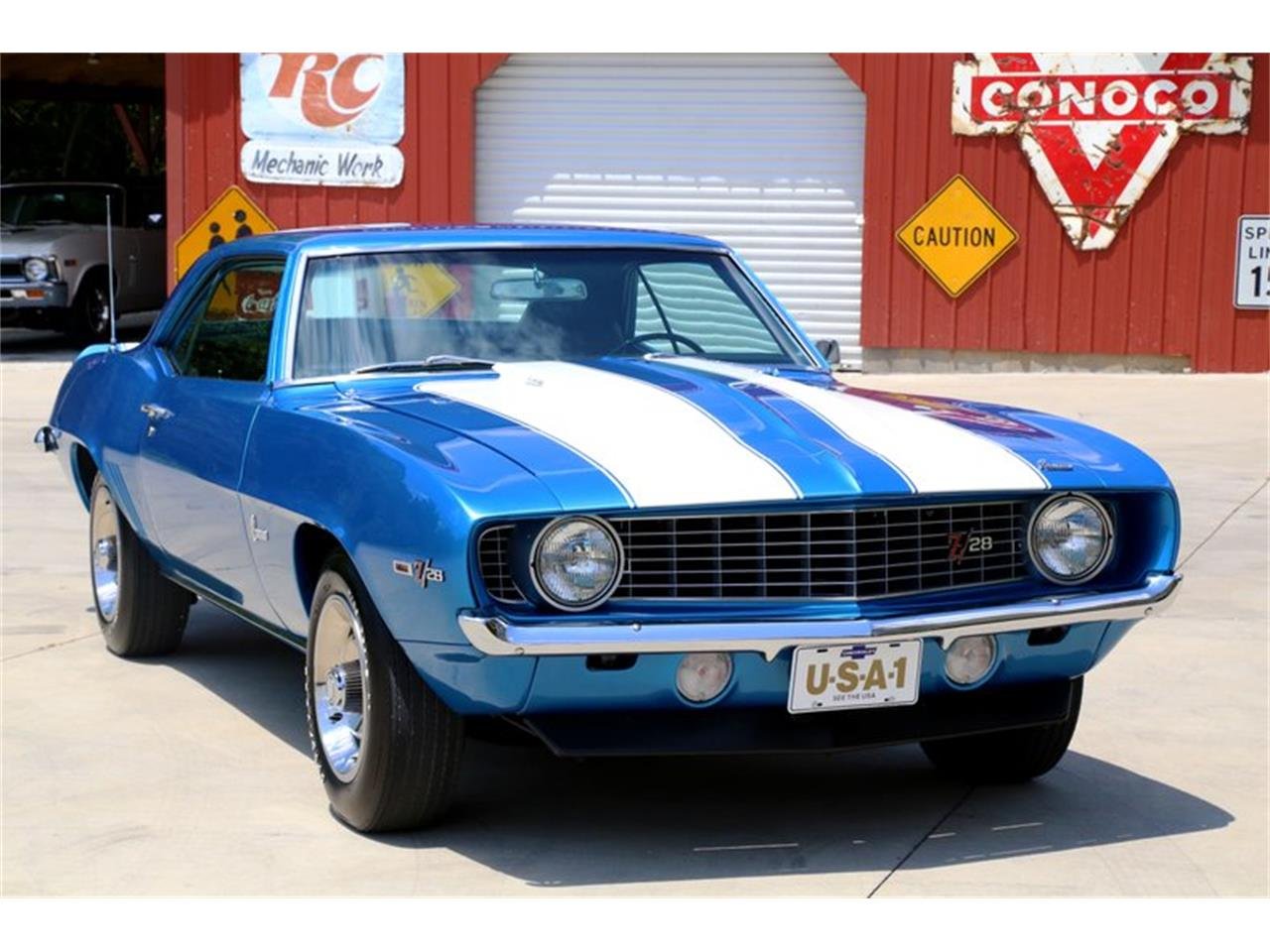 Large Picture of Classic 1969 Chevrolet Camaro Offered by Smoky Mountain Traders - O8O3
