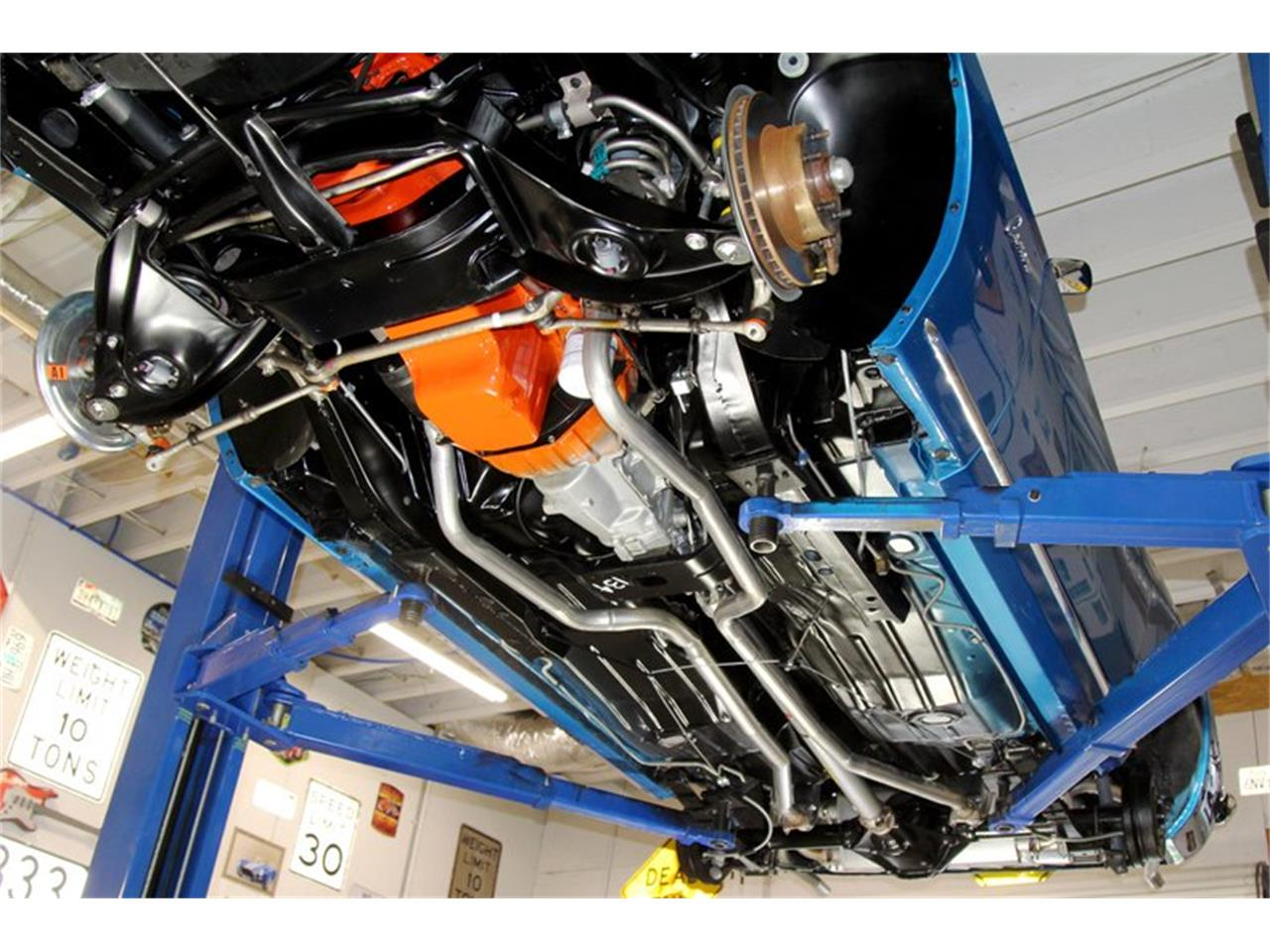 Large Picture of '69 Chevrolet Camaro - $99,995.00 Offered by Smoky Mountain Traders - O8O3