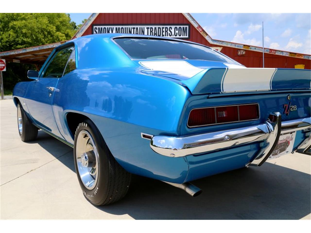 Large Picture of '69 Camaro located in Tennessee - $99,995.00 Offered by Smoky Mountain Traders - O8O3