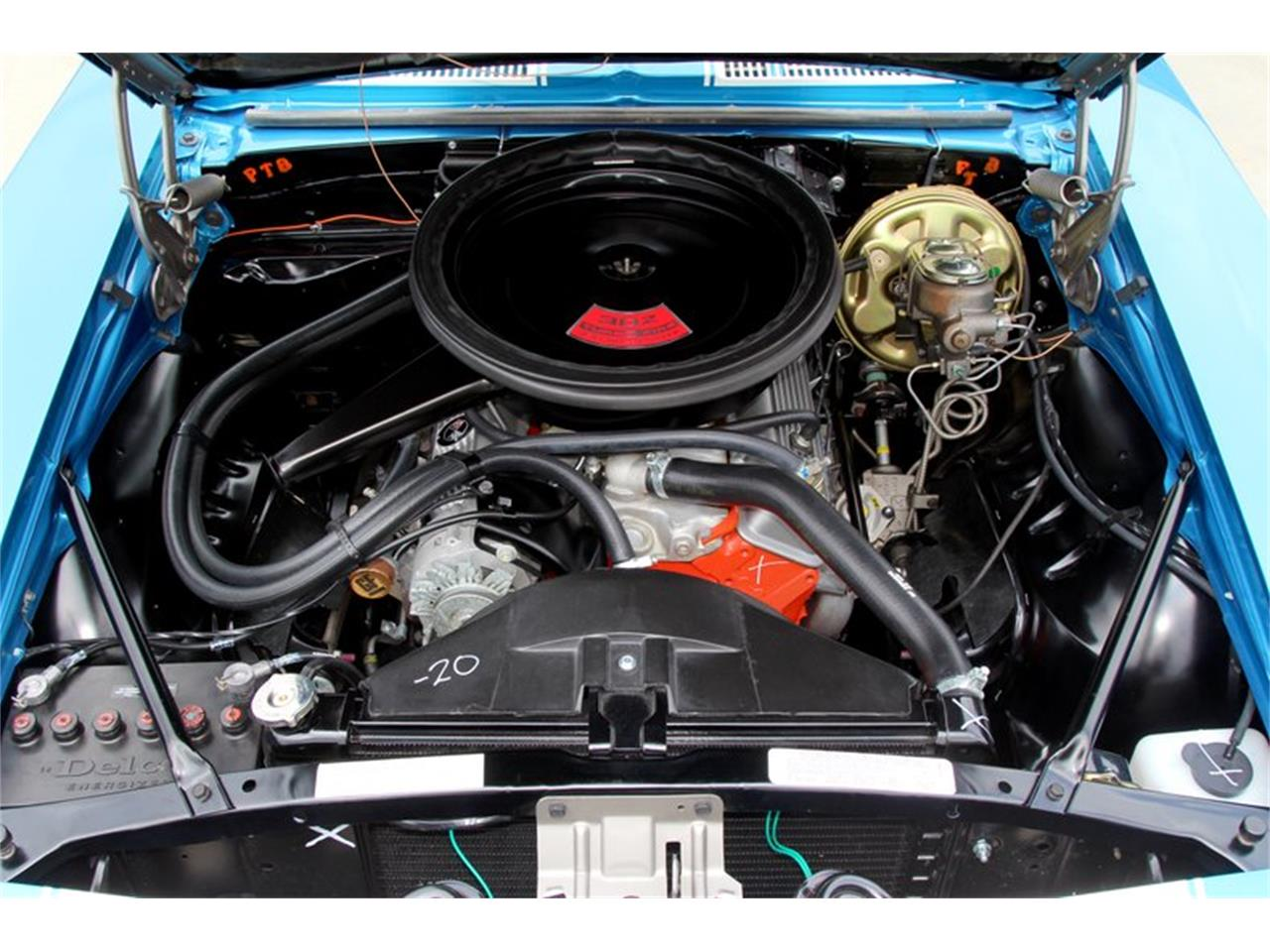 Large Picture of '69 Chevrolet Camaro located in Tennessee Offered by Smoky Mountain Traders - O8O3