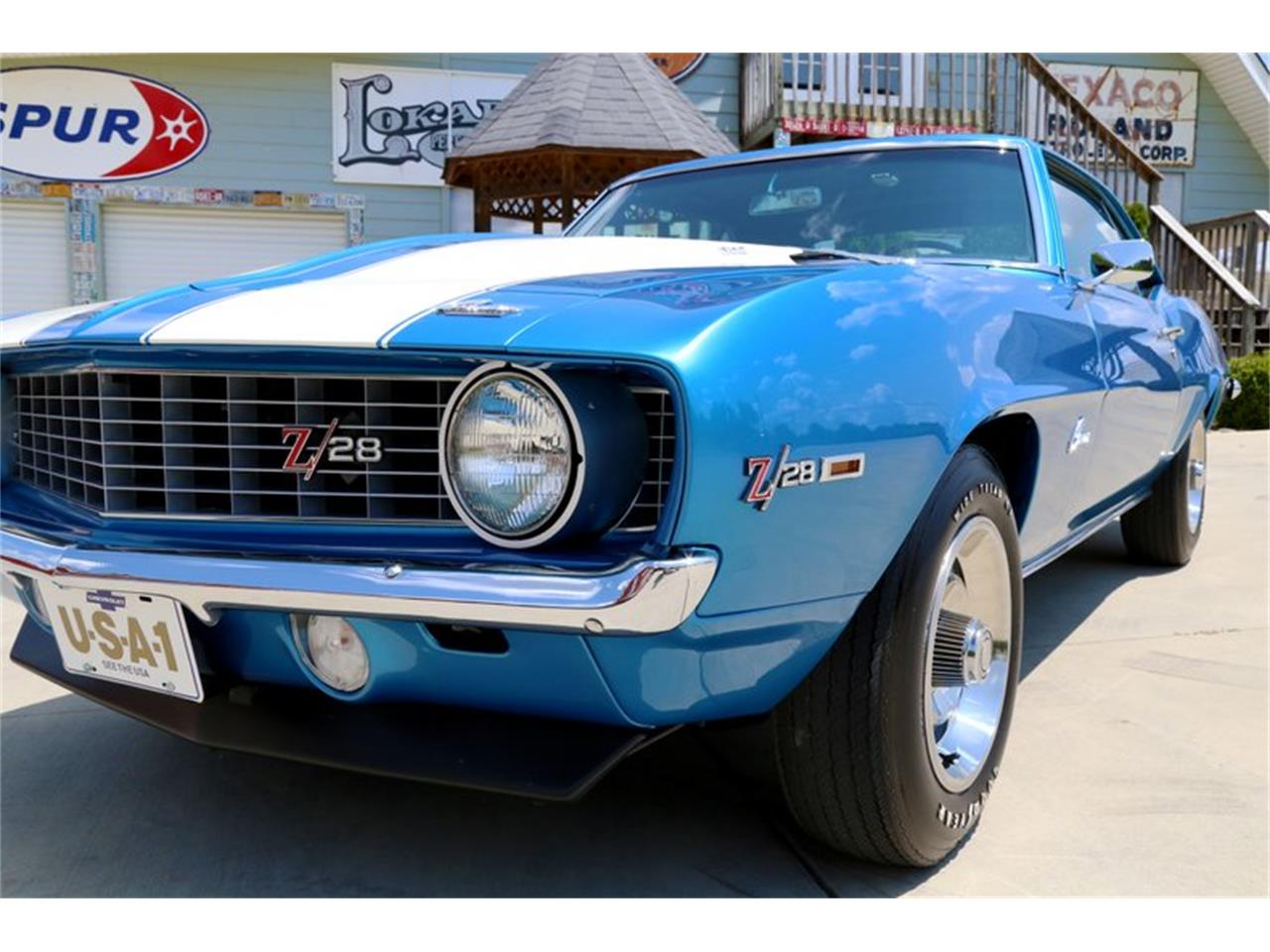 Large Picture of 1969 Camaro - $99,995.00 Offered by Smoky Mountain Traders - O8O3