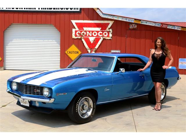 Picture of Classic '69 Camaro - $99,995.00 Offered by  - O8O3