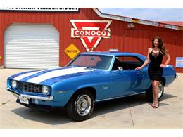 Picture of 1969 Camaro - $99,995.00 Offered by Smoky Mountain Traders - O8O3