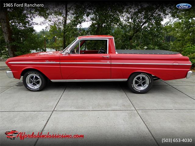 Picture of '65 Ford Ranchero Offered by  - OFHA